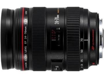 Rent: Canon 24-70mm f/2.8L USM Lens