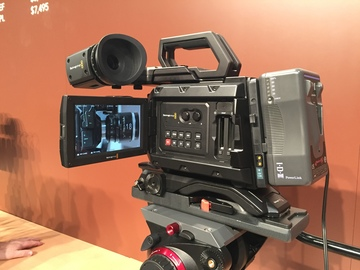 Rent: Blackmagic Design URSA Mini 4K (EF) FULL Package w/ 18-35m