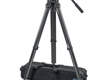 Flowtech Vinten Tripod with Vision Blue 5 head