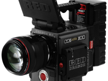 "RED Scarlet-W Dragon 5K + 7"" Red Touch"