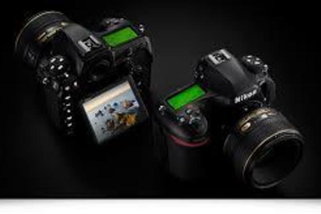 Nikon D850 Brand new 4K 45.7MP camera with 24-120 lens