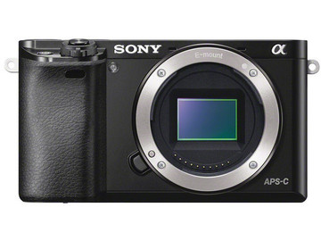 Rent: Sony a6000