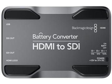 Rent: Blackmagic HDMI to SDI converter