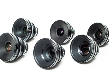 Rent: Zeiss CP.2 Set