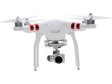 Rent: DJI Phantom 3 Standard