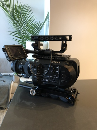 Sony FS7 Package
