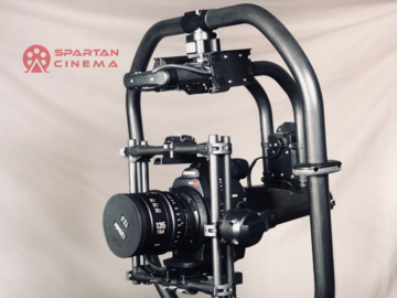 Rent: Canon C300 + MoVI Pro Package (Batteries & Media incl)