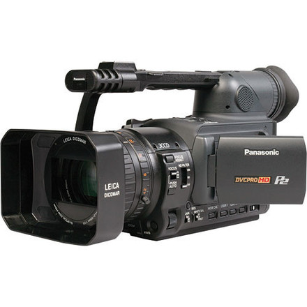Panasonic AG-HVX200 3CCD P2 DVCPRO 1080i Camcorder
