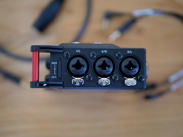 Rent: Tascam DR70 w/Lav Kit