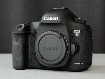 Rent: Canon EOS 5D Mark III Bundle Kit