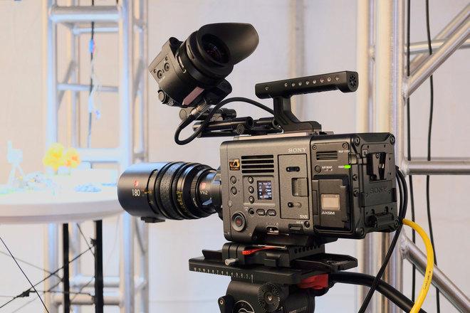 Sony Venice Cinema production package