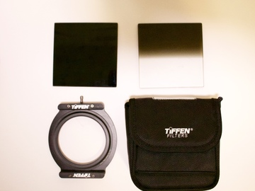 Tiffin  Full stop & Half Stop Filters with adjustable mount