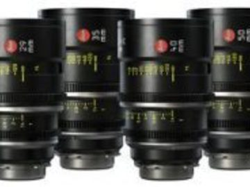 Leica Summilux Set