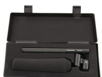 Sennheiser MKH 416 Shotgun Condenser Microphone