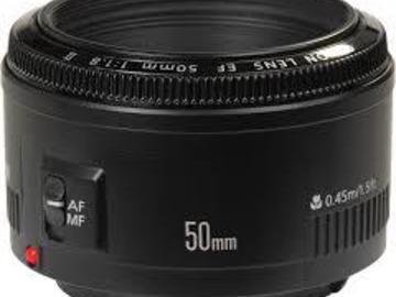 Rent: Canon EF 50mm f/1.8 STM Canon EF 50mm f/1.8 STM