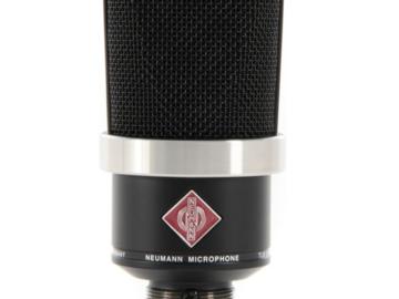 Neumann TLM 102 Large-diaphragm Condenser Microphone