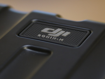 DJI Ronin-M + Thumb Controller and 2 batteries