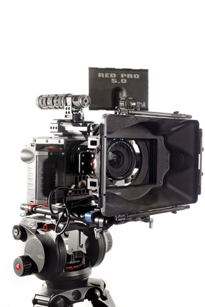 RED Scarlet X w/ Accessories