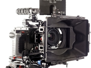Rent: RED Scarlet X w/ Accessories