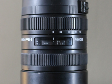 Rent: Sigma 8-16mm f/4.5-5.6 DC HSM APS-C Ultra Wide Lens