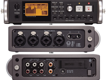 Rent: Tascam DR680 and Rode Shotgun and Boom