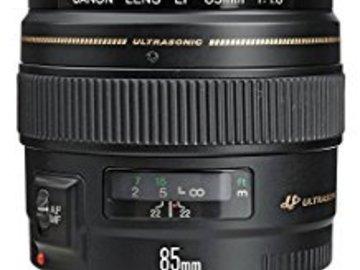 Canon Canon EF 85mm f/1.8
