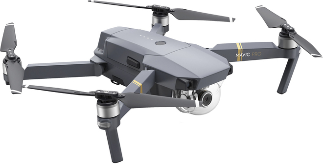 DJI Mavic Pro Kit with 3 Batteries, ND, SD Cards + More!