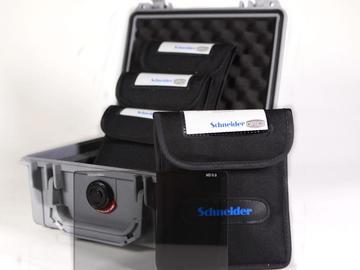 Rent: Schneider ND and IR     4 x 5.65 Filters