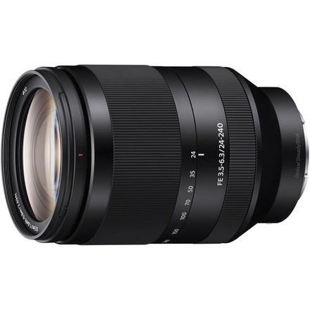 Sony FE Full Frame E Mount Zoom Lens Rental Kit