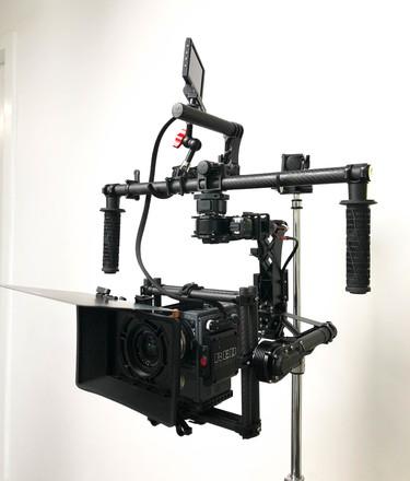 Red Red Scarlet-W + Movi M15 + Leica R + Sound/Lighiting Kit