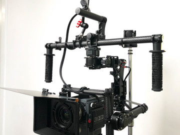 Rent: Red Red Scarlet-W + Movi M15 + Leica R + Sound/Lighiting Kit
