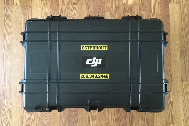 **DJI Ronin w/ Extension arms & Ready Rig Pro