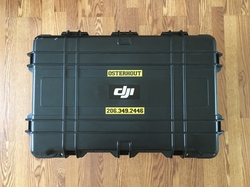 Rent: **DJI Ronin w/ Extension arms & Ready Rig Pro