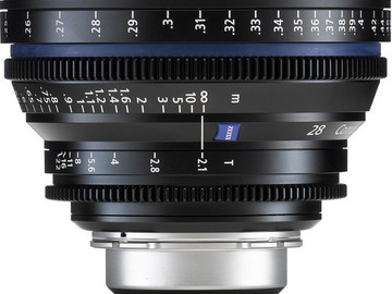 Rent: Zeiss CP.2 28mm T2.1