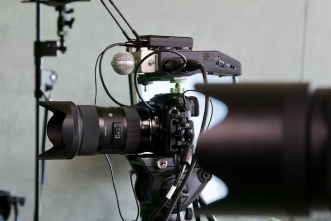 Panasonic GH5 Basic Camera Kit