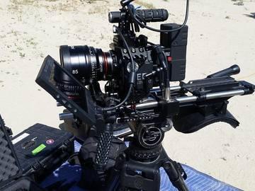 Rent: RED EPIC DRAGON 6K & Ronin Cinematographer Kit