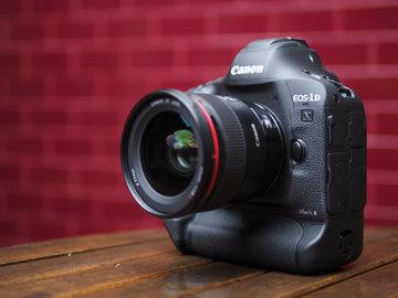 Rent: Canon 1DX Mk II - 4k/60fps
