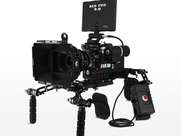 Rent: RED Epic Dragon with Tripod and Shoulder Rig