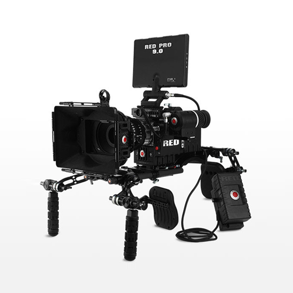 Rent a RED Epic Dragon with Tripod and Shoulder Rig, Best Prices |  ShareGrid Los Angeles