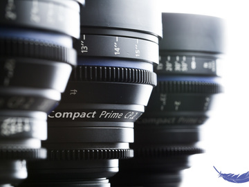 Rent: Zeiss CP.2 Prime Lens Set of 3