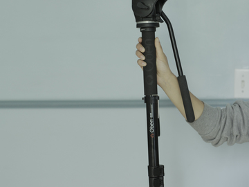 Rent: Oben Monopod with Mafrotto RC 701RC2 Head