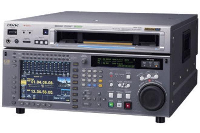 Sony SRW-5500 HDCAM SR Deck