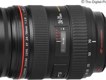 Rent: Canon EF 24-70mm f/2.8L USM