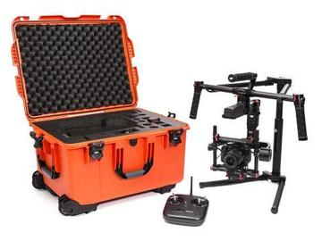 Rent: DJI Ronin MX w/ Thumb Controller and Hard Case