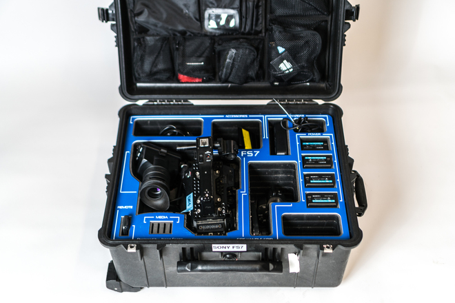 Sony PXW-FS7 Package