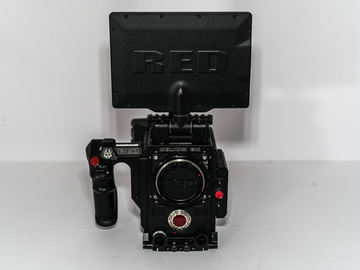Rent: RED Epic-W with Sigma 18-35 f/1.8