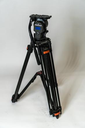 OConnor Ultimate DV-3 25L Carbon Fiber Tripod
