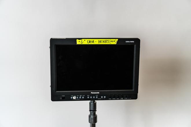 "Panasonic   BT-1760WP 17"" directors monitor"