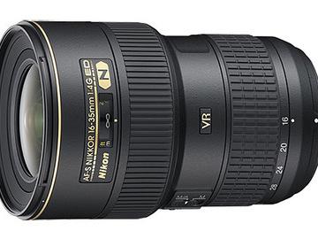 Rent: Nikon 16-35 f/4 VR