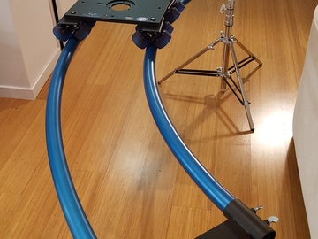 Rent: Dana dolly original kit w/curved tracks
